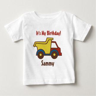 Construction Fun Dump Truck T Shirt