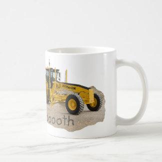 Construction grader Smooth Coffee Mug