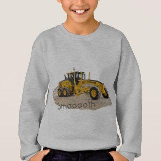 Construction grader Smooth Sweatshirt
