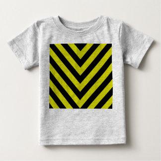 Construction Hazard Stripes Infant T-shirt