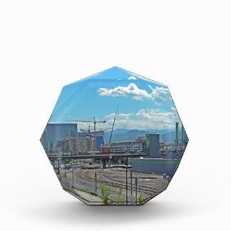 Construction in Downtown Denver Colorado Award