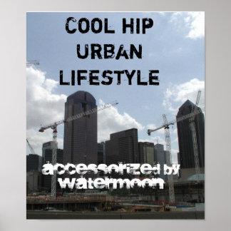 Construction in Progress-Cool Hip Urban Lifestyle Print