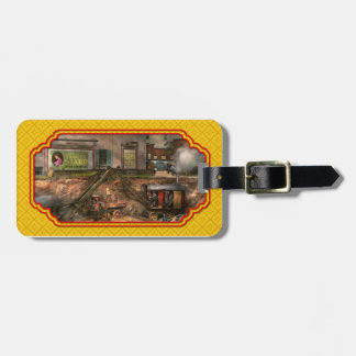 Construction - It pays to flirt 1916 Luggage Tag