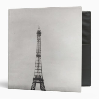 Construction of the Eiffel Tower Binder