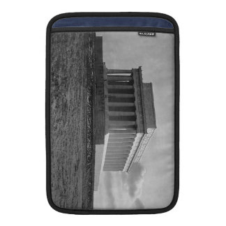 Construction of The Lincoln Memorial (1920) MacBook Sleeve