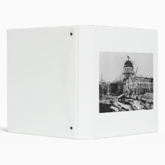 Construction of the U.S. Capitol Dome Binder