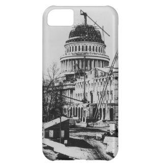 Construction of the U.S. Capitol Dome iPhone 5C Cover