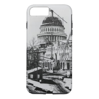 Construction of the U.S. Capitol Dome iPhone 7 Plus Case