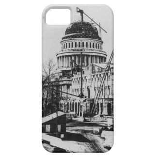 Construction of the U.S. Capitol Dome iPhone SE/5/5s Case