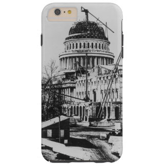 Construction of the U.S. Capitol Dome Tough iPhone 6 Plus Case