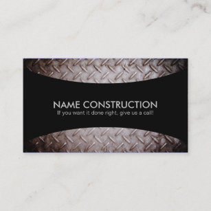 Masonry business cards zazzle construction slogans business cards reheart Image collections