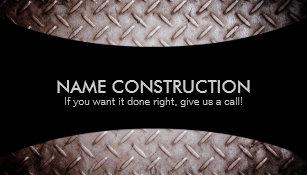 Welding business cards templates zazzle construction slogans business cards colourmoves Images