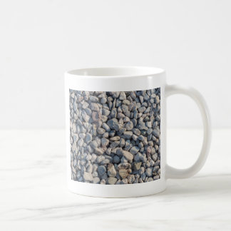 construction stones in the quarry coffee mug