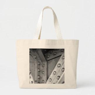 Construction Theme Digital Art. Tote Bags