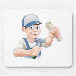 Construction Training Mouse Mat