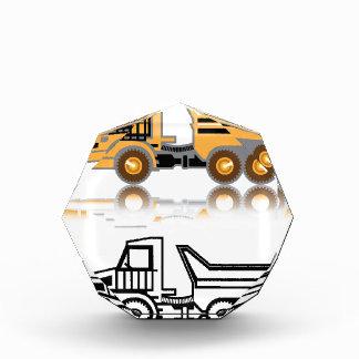 Construction truck award
