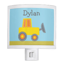 Construction Truck Night Light