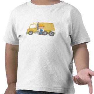 Construction Truck Shirts