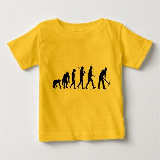 Construction worker gardener gear baby T-Shirt