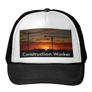 Construction Worker Cap