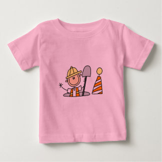 Construction Worker in Manhole Tshirts and Gifts