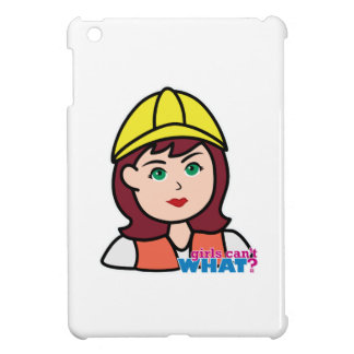 Construction Worker Cover For The iPad Mini