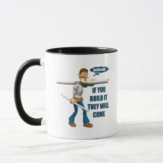 Construction Worker Mug