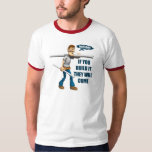 Construction Worker T-Shirt