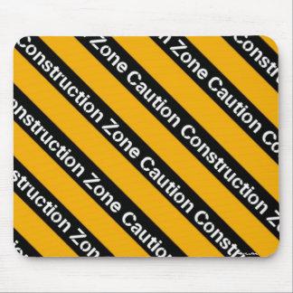 Construction Zone Mousepad