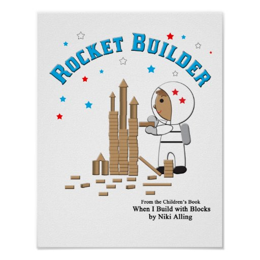 Constructor de Rocket Póster