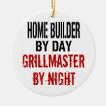 Constructor Grillmaster Ornamentos De Navidad