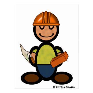 Constructor (llano) postales
