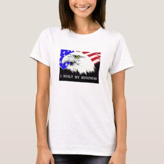Construí mi camiseta política de Anti-Obama del