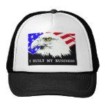Construí mi gorra político de Anti-Obama del negoc