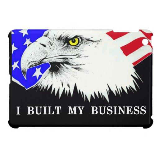 Construí mi negocio Obama iPad Mini Protectores