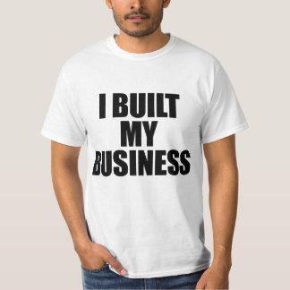 Construí mi negocio playera