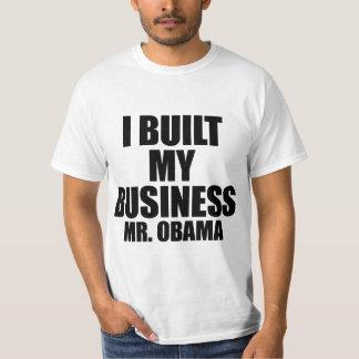 Construí mi negocio poleras