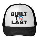 Construido al último - presidente Barack Obama Gorro