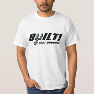 ¡Construido! (No comprado) - baloncesto de San Playera