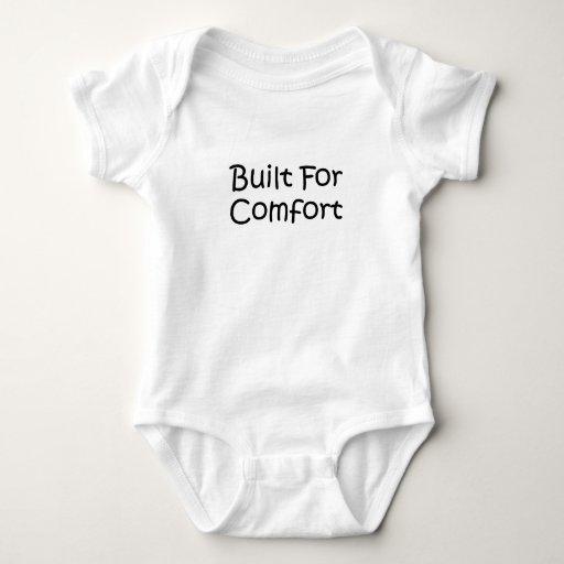 Construido para la comodidad body para bebé