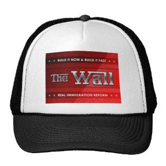 Construya la pared gorro de camionero