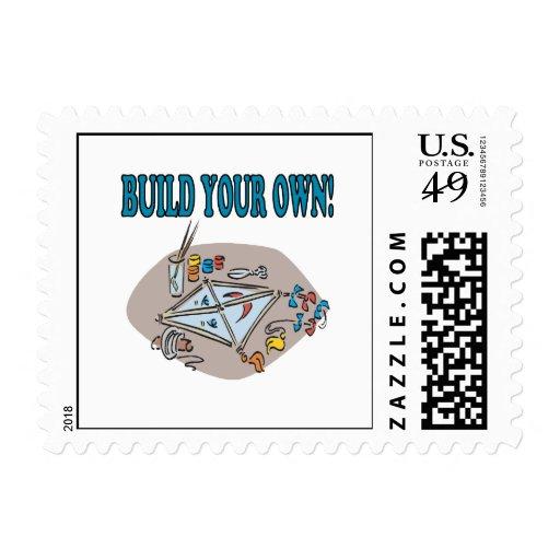 Construya sus los propios sellos
