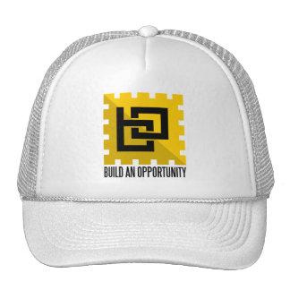construya una oportunidad gorra
