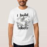 Construyo los robots playera