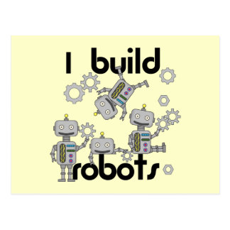 Construyo los robots postal