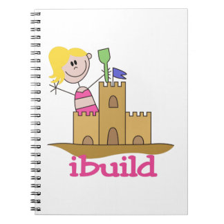 Construyo Spiral Notebooks