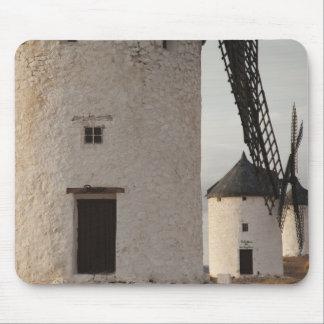 Consuegra, antique La Mancha windmills 2 Mouse Pad