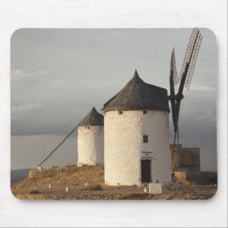 Consuegra, antique La Mancha windmills 3 Mouse Pad