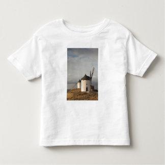 Consuegra, antique La Mancha windmills 3 Tee Shirts