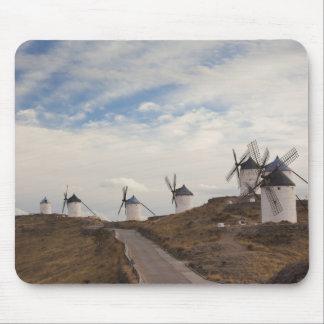 Consuegra, antique La Mancha windmills 4 Mouse Pad